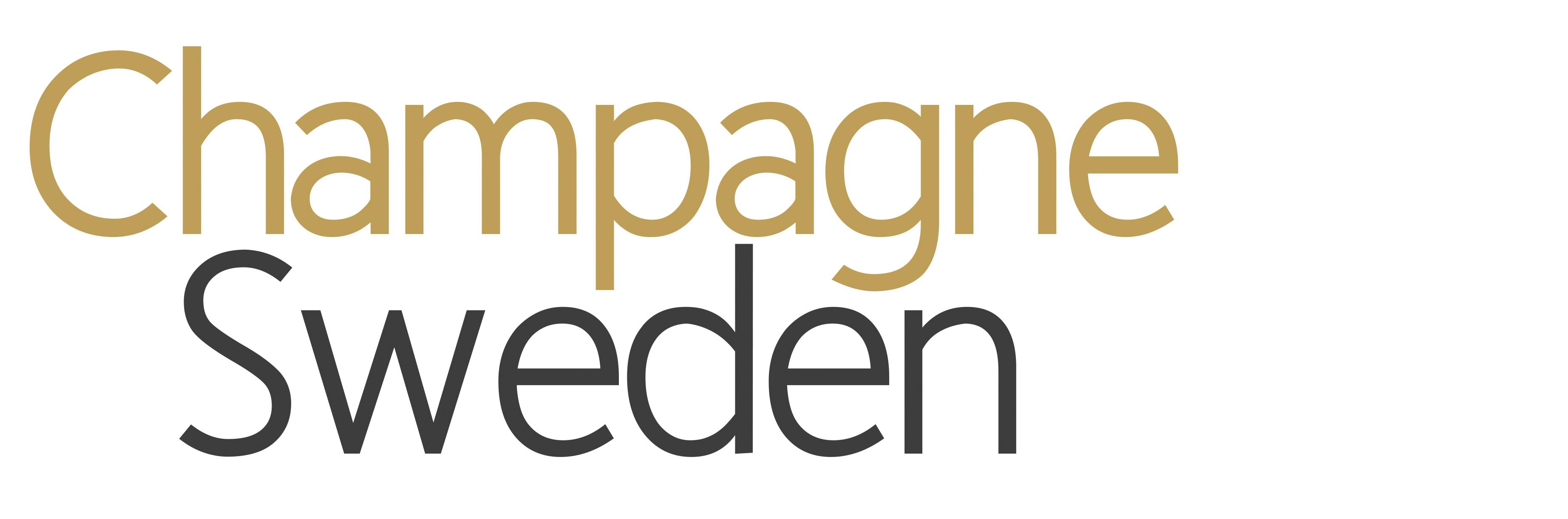 Champagne Sweden